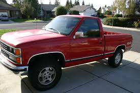 100 89 Chevy Truck 19 K1500 Truck 4x4 Silverado Package For Sale In Livermore