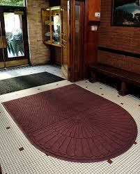 Waterhog Commercial Floor Mats by Waterhog Eco Grand Premier One End Rounded Floor Mat Systems