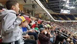 The Crowd Went WILD At Monster Jam - Akron Ohio Moms
