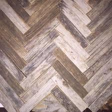 Reclaimed Wood Herringbone Backsplash For Bathroom Vanity Ideas Wall Decor Mixed Tone
