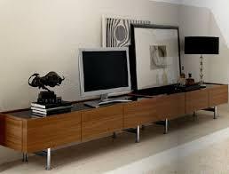 sleek tidy with lots of storage möbel wohnzimmer