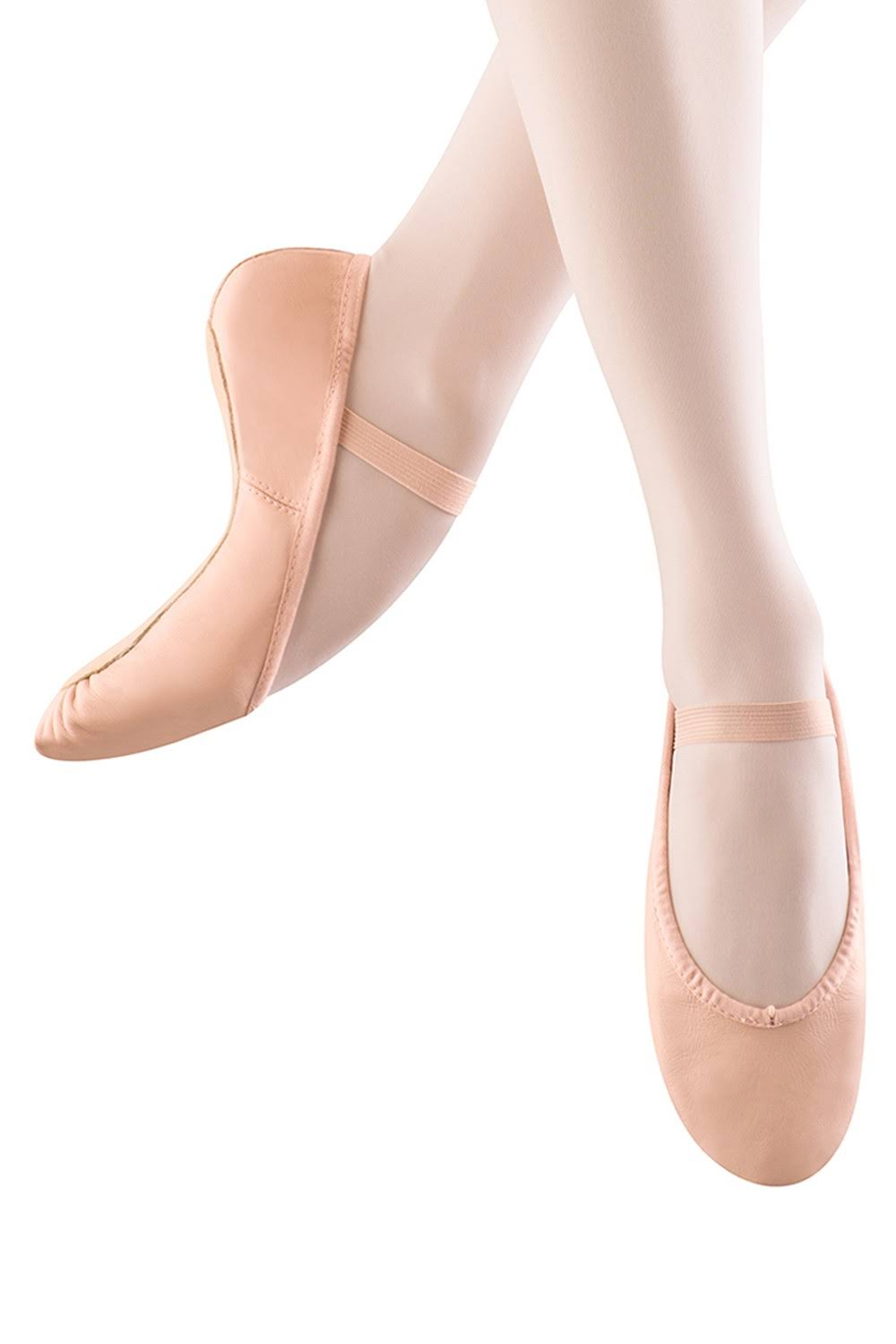 Bloch Dance Dansoft Ballet Slipper - Pink, 13 US Little Kid