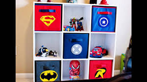 superhero themed for kids bedroom ideas youtube