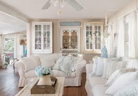 100 Bungalow Living Room Design House Tour A Romantic Beach Cottage Style Decorating
