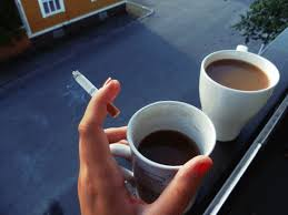 Coffee And Cigarettes Black Gif