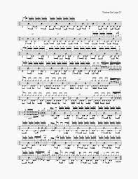 Smashing Pumpkins Today Drum Tab by Uzeb Number One Drums Pinterest Numb And Drums