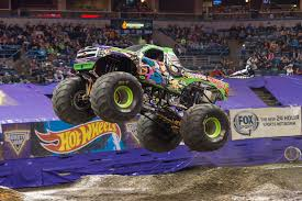 100 Monster Trucks Cleveland WIN Family 4 Pack To Jam Macaroni Kid