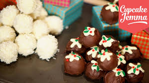Ferrero Rocher Christmas Tree 150g by Two Recipes For Christmas Truffles Cupcake Jemma Youtube