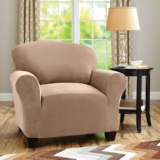 Parsons Chair Slipcovers Shabby Chic by Tips Soft T Cushion Chair Slipcovers For Elegant Interior