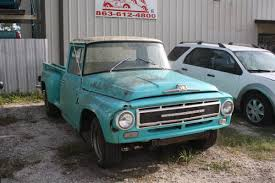 Daily Turismo: Classic Pickup: 1962 International Harvester C112
