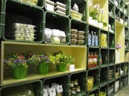 Milk Crate Shelves Green Prophet