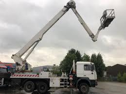 100 Truck Mounted Boom Lift MAN 26403 MET MULTITEL J2342 Boom Lift Truck Snlcom
