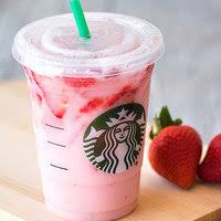 Starbucks Pink Drink From The Secret Menu