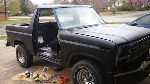 Rustoleum Bed Liner Colors by Rustoleum Bed Liner Paint Job Ford Bronco Forum