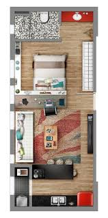 Bedroom Condo Floor Plans Photo by One Bedroom Tiny House Floor Plans Tiny House Living