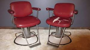 Koken Barber Chair Model Numbers by 30s Pair