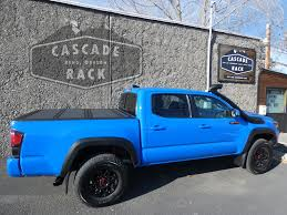 100 Toyota Truck Accessories Tacoma 2018 Bed Cover Bak Industries Cascade Rack