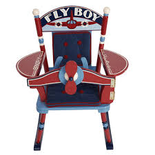fly boy airplane rocking chair black rocking chair walmart rocking