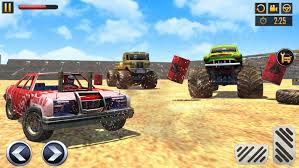 100 Monster Trucks Crashing Download Truck Derby Crash Stunts APK Latest Version App For