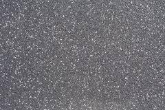Black Rubber Floor On Playground Texture Of Stock Photo