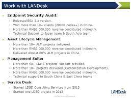 Landesk Service Desk Web Services by Landesk Endpoint Security Audit Ppt Video Online Download