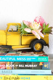 100 Create A Truck Make A DIY Truck Terrarium With Fake Succulents To Display On A