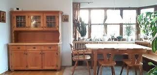 landhausmöbel gebraucht bauernstube handgefertigt massiv