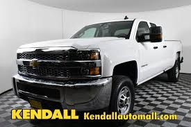 100 4wd Truck New 2019 Chevrolet Silverado 2500HD Work 4WD In Nampa D190682