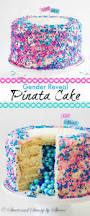 Cakes Decorated With Candy by Best 25 Pinata Cake Ideas On Pinterest Diy Cake Easy Birthday