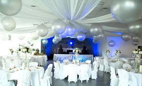 nos décorations de salles de mariage en images