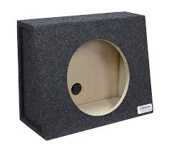 100 Truck Subwoofer Boxes Amazoncom Bbox E10ST Single 10 Sealed Carpeted