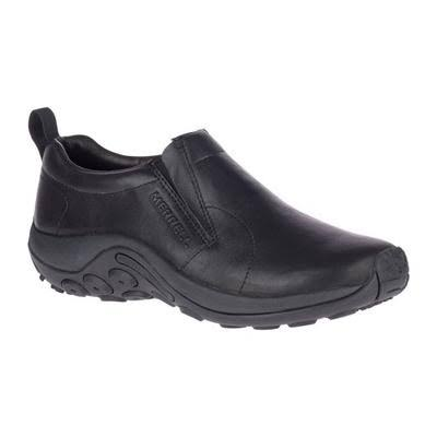 Merrell Men's Jungle Moc Leather 2 (11.5 Black)