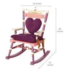 Wildkin Royal Rocking Chair