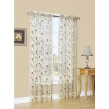Sears Canada Sheer Curtains by Shop Curtains U0026 Drapes At Lowes Com