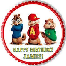 Alvin And The Chipmunks Cake Decorations Uk by Alvin The Chipmunk Movie Theater Cake Cousin U0027s Creations Birthday