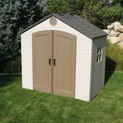 Rubbermaid 7x7 Gable Storage Shed by Rubbermaid 7 U0027 X 10 U0027 Storage Building Maple Walmart Com