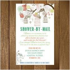 Unique Free Baby Shower Invitations By Mail Best Baby Show
