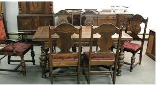Dining Room Chairs Styles Hot Trends Antique Furniture Images Vintage Tables