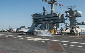 Uss Hornet Halloween Tour by San Diego Based Uss Carl Vinson U0027s Role In Isis Fight Profiled In