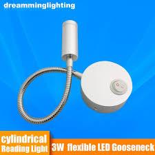 12v led reading light rv boat bed wall table light bed light wall