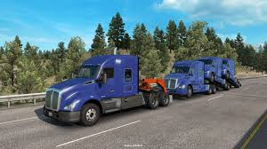 100 Tow Truck Simulator Trailer News Part 1 American