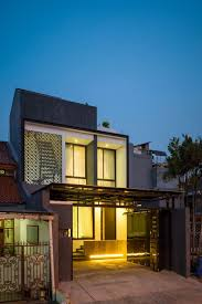 100 Modern Terrace House Design Double Storey