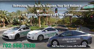 Las Vegas NV Driving School And Online Drivers'Ed – DMV Driving Test ...