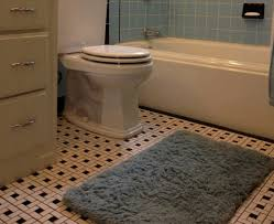 coolest retro bathroom floor tile patterns with interior home