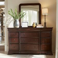 Broyhill Fontana Dresser Dimensions by Pennsylvania House Reprise 9 Drawer Dresser Hayneedle