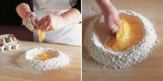 Homemade Pasta Dough Recipe
