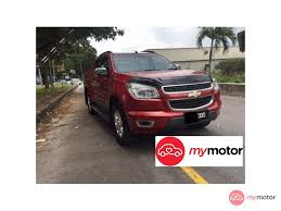 2013 Chevrolet Colorado For Sale In Malaysia For RM57,800 | MyMotor