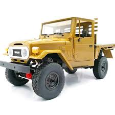 100 Truck Accessories.com WPL C44 116 Metal Kit 4Wd Climbing OffRoad Accessories Modified Upgrade Without ESC Battery Transmitter Receiver