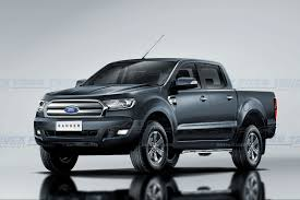 Is This The New 2019 Ford Ranger That Will Debut In Detroit? - Ford ...