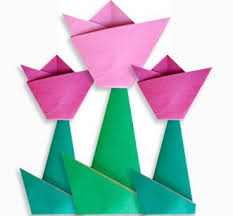 Children And Creativity Origami Craft For Kids